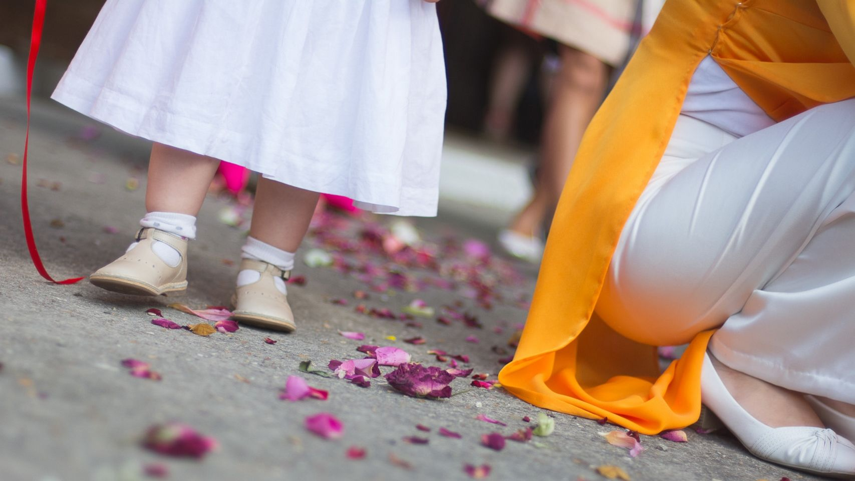 mariage-petales-rose