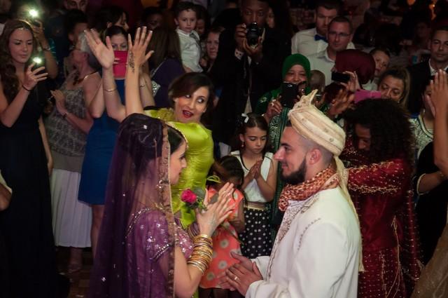 Un mariage oriental en Essonne