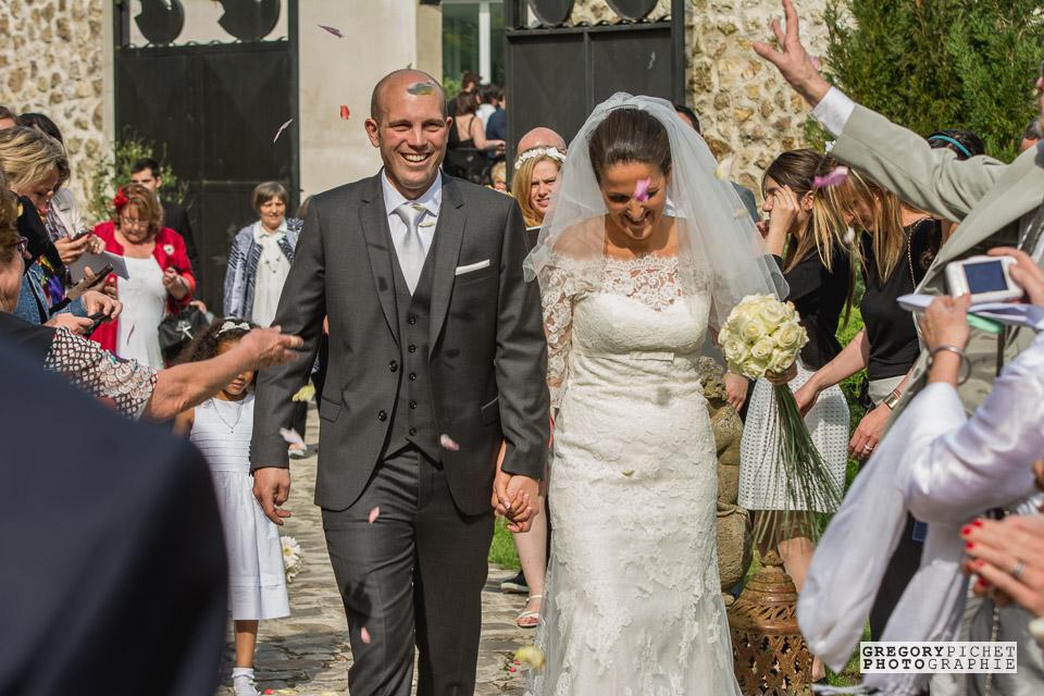 Mariage au Manoir des Cygnes dans l'Essonne