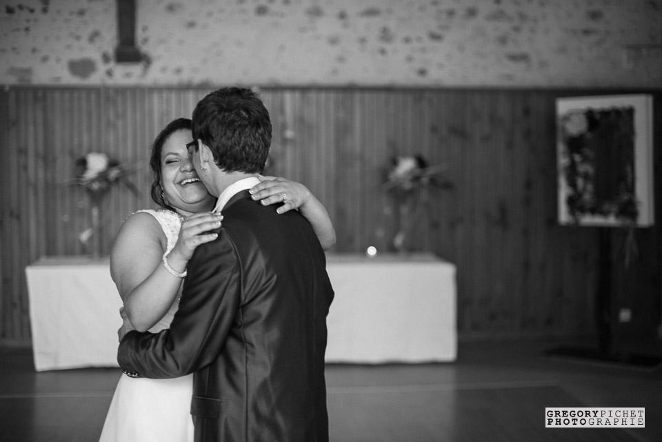 Ouverture du bal de mariage