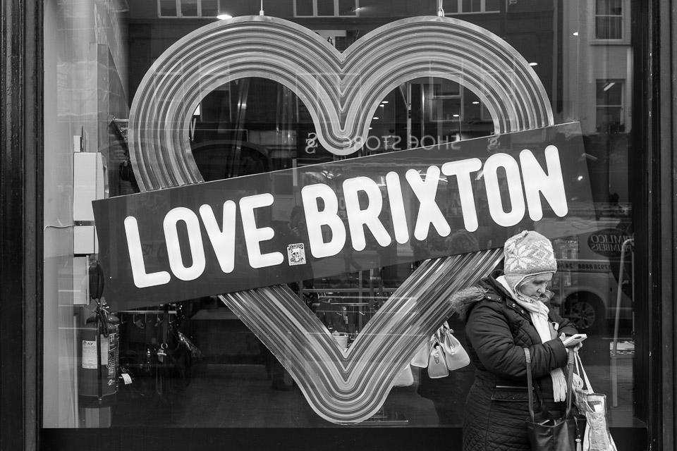 Love Brixton London