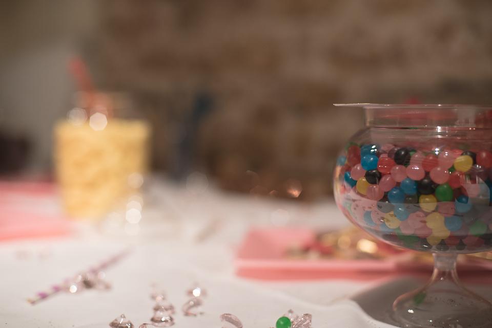 Décoration bonbons mariage