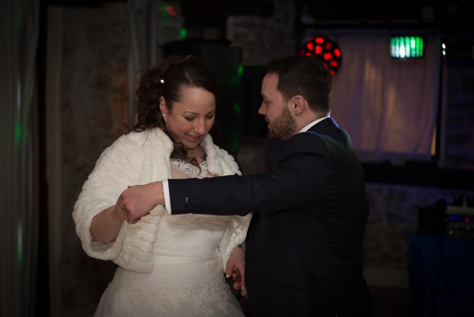 Danse de mariés