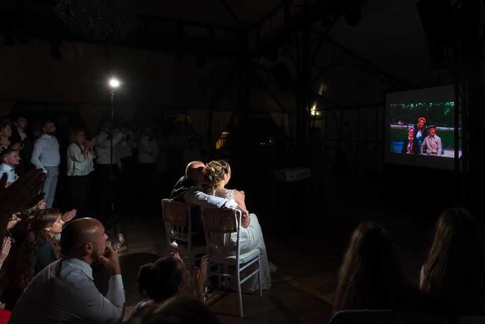 Soirée de mariage au Domaine de la Butte Ronde