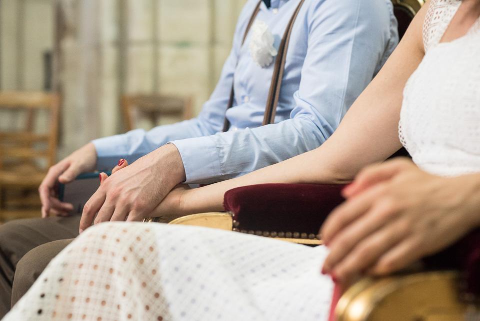 Mariage dans l'église de Saint-Leu - Rue Saint-Denis à Paris