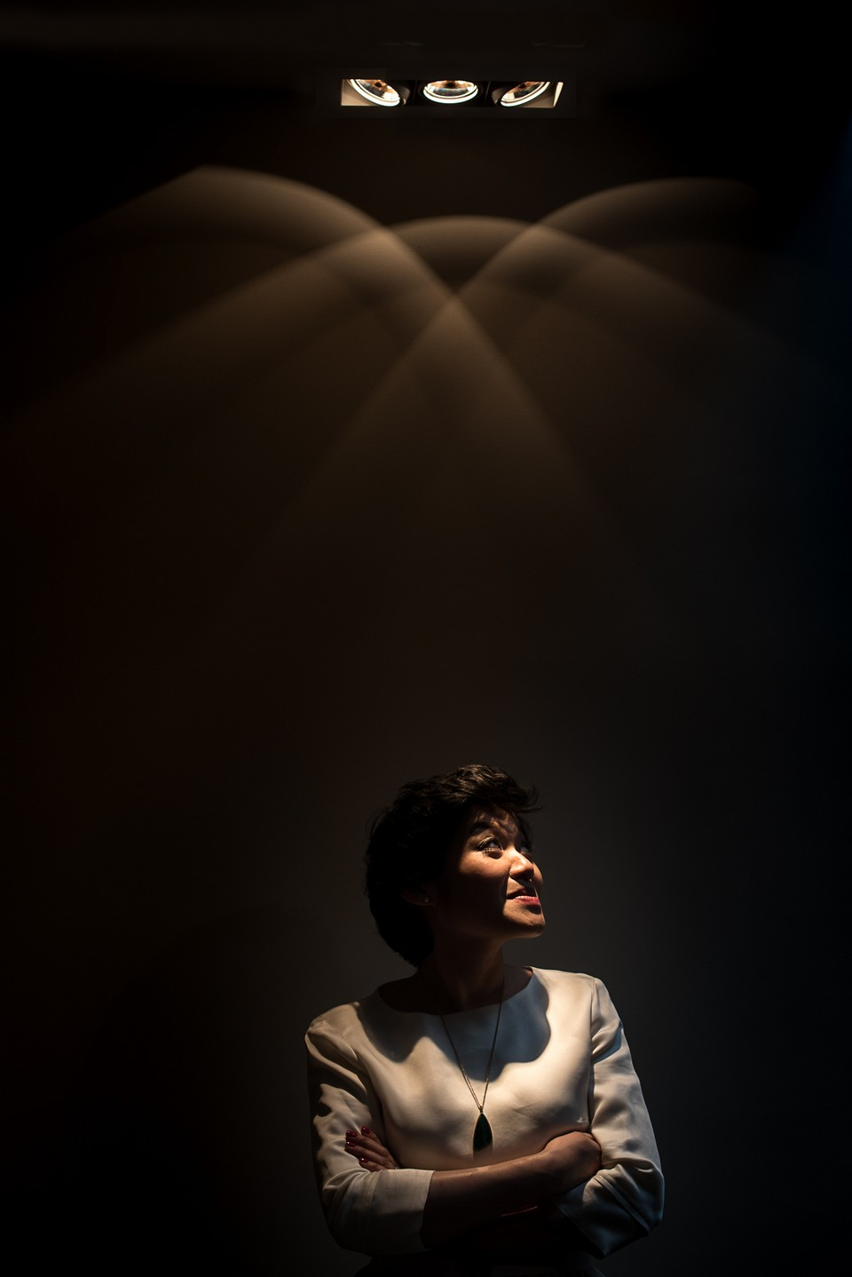 Portrait de mariée primé par un award par Regard d'Auteur en 2018